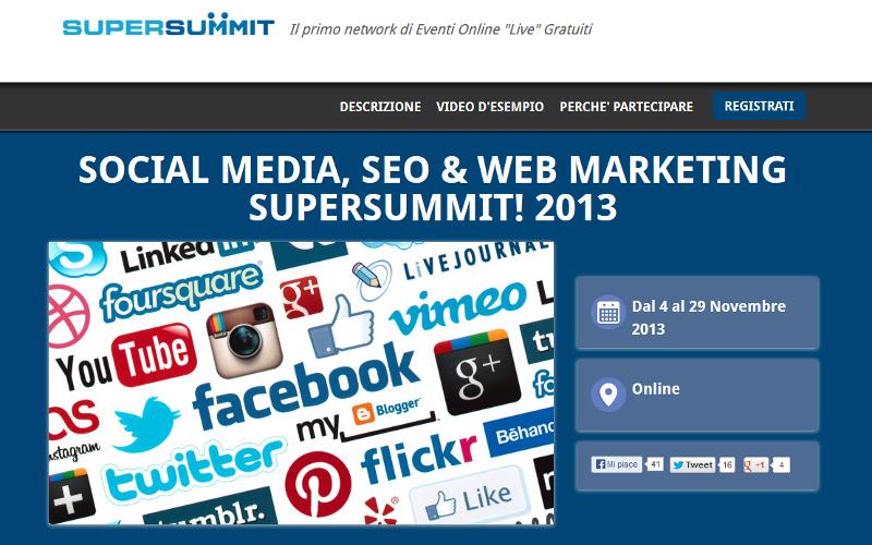 Super summit 2013